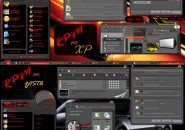 RPM Windows Blind Theme