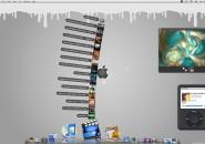 Realistic mac osx theme for windows 7