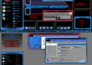 Security Breach Windows Blind Theme