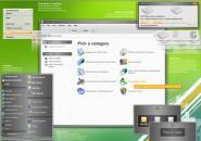 SlateX Windows Blind Theme