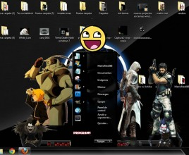 Tema matrix neo 666 theme for windows 7