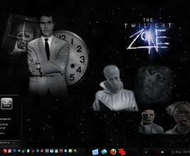 Twilight zone theme for windows 7