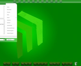 Verde theme for windows 7