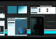 Vision Zero Core Windows Blind Theme