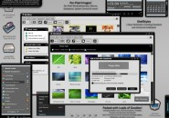 VisualPad Windows Blind Theme