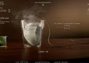 Watery Mouse Update Rainmeter Theme For Windows 7