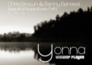Yonna Winamp Player Windows 7 Rainmeter Theme