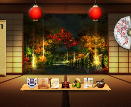 Yoritsuki Rainmeter Skin For Windows 7