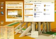 Zittus Windows Blind Theme