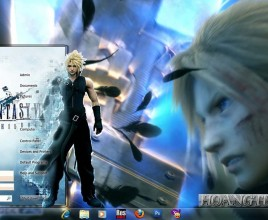 final fantasy theme for windows 7