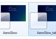 Aero glow themepack for windows 7