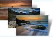 Australian shores themepack for windows 7