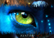 Avatar Eye Screensaver
