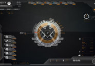 Avengers SHIELD OS Skin rainmeter theme