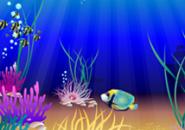 Cartoon Fish2 Screensaver