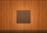 Clean Wood Logon Screen For Windows 7