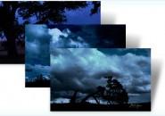 Dark skies themepack for windows 7