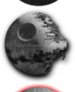 Death Star Start Orb Rainmeter Skins