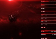 Event Horizon RedShift Rainmeter Skins