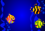 Funny Fish Screensaver