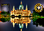 Hannover Reflection Screensaver