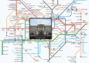 London Metro Map4 Screensaver