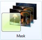 Mask themepack for windows 7
