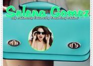 Selena Gomez Rainmeter Skins