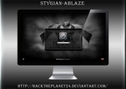 Stygian Windows 7 Logon Screen