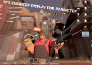 TF2 Display Rainmeter Skin