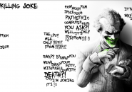 The Killing Joke Rainmeter Skins