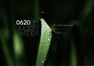 Tide Warp Rainmeter Theme For Windows 7
