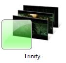 Trinity themepack for windows 7