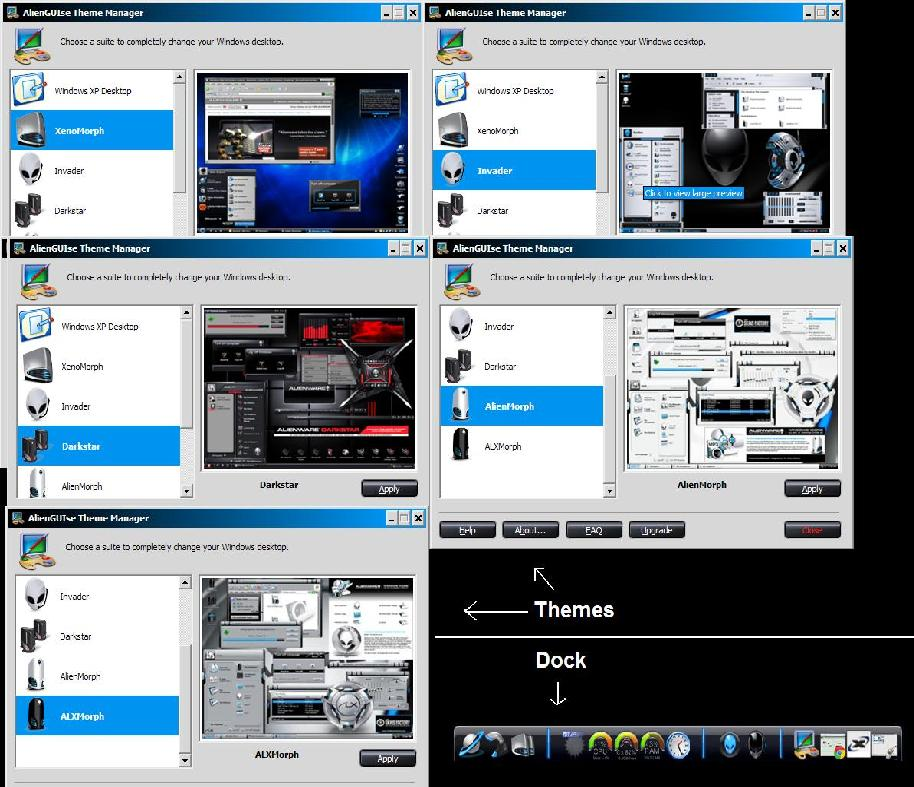 Windows Xp Theme File Software: Download Alien Themes For Windows Xp Free Free Software