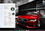 audi theme for windows 7