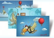 chickens themepack for windows 7