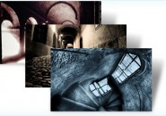 cobblestones and corridors themepack for windows 7