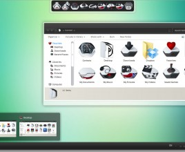download ibaked skin pack for windows 7