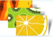 fun fruit themepack for windows 7