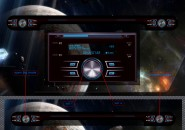 s.beast player 003 Rainmeter Skins