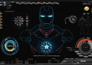 Best Iron-Man Windows 7 Visual Styles