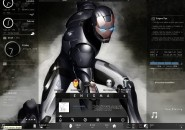 Iron-Man Windows 7 Visual Style