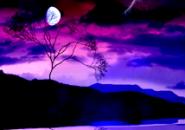 Moon Reflexion Screensaver
