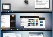 Obsidian Windows 7 Visual Styles