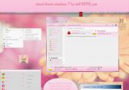 Pink Polka Dot Windows 7 Visual Styles