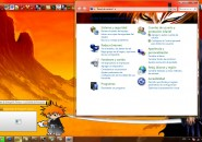 bleach Windows 7 Visual Styles