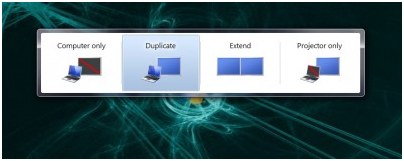 how to connect two monitors windows 7