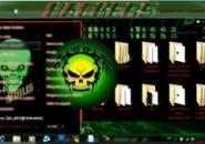 hacker Windows 7 Visual Styles