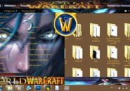 world of warcraft Windows 7 Visual Styles