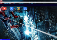 Amazing Spiderman Rainmeter Theme for Windows7